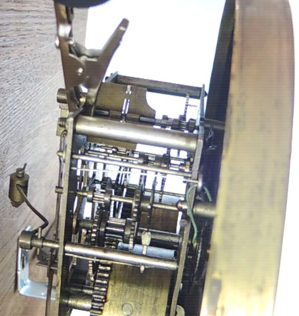 clock measurement with the crocodile microphone